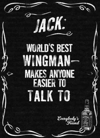 Jack Daniel's - World's Best Wingman