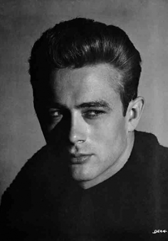 James Dean - Portrait - 1955
