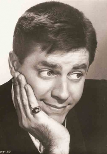 Jerry Lewis - Portrait