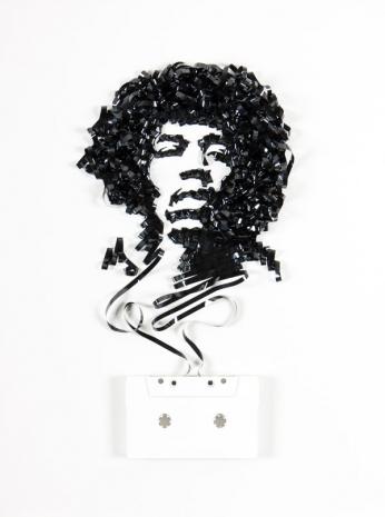 Jimi Hendrix - Cassette