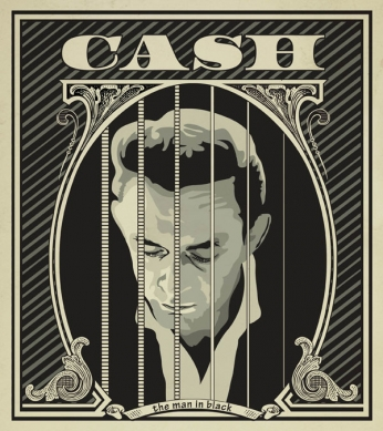 Johnny Cash - Stamp