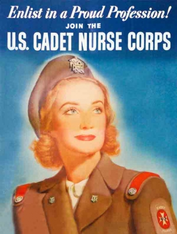 Join the US Cadet Nurse Corps