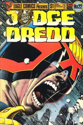 Judge Dredd - nº 22