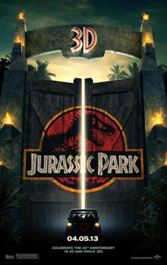 Jurrasic Park - 3D
