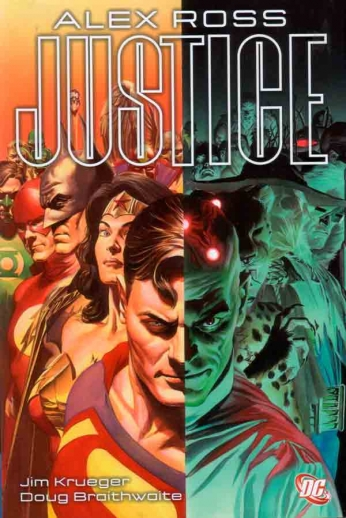 Justice by Alex Ross