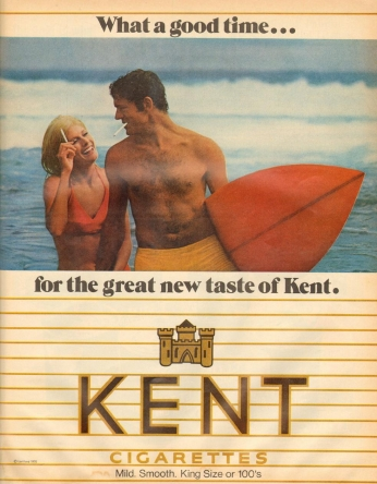 Kent Cigarettes - July 1970