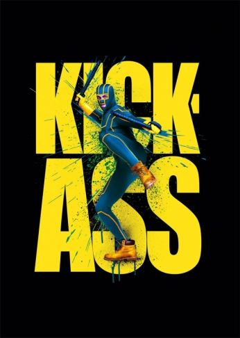 Kick-Ass - Teaser Poster