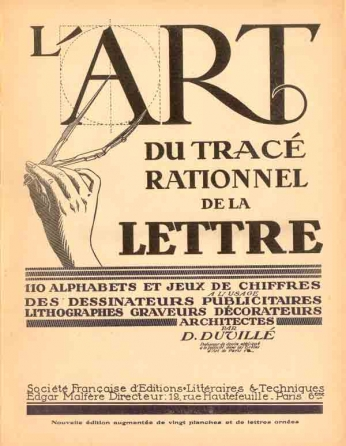 L'art du Tracé Rationnel de la Lettre