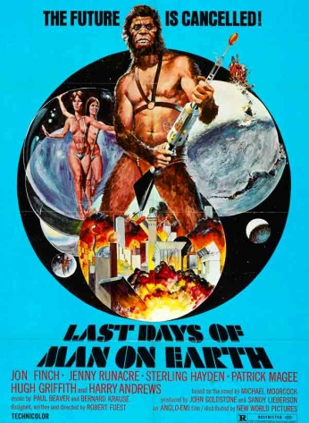 Filme: Last Days of Man on Earth (O Programa Final, 1973).