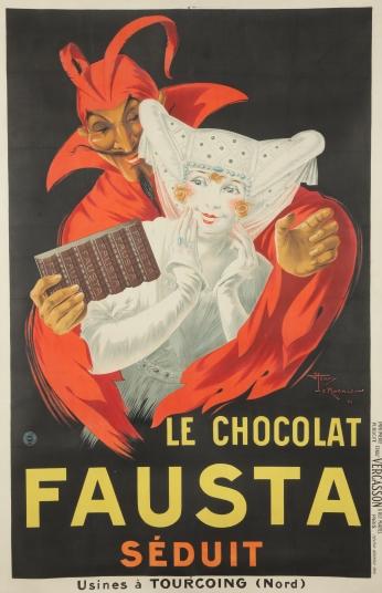 Le Chocolat Fausta Séduit