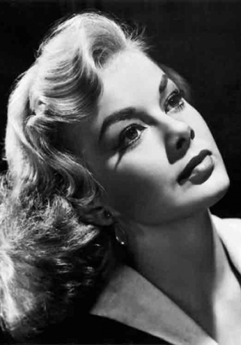 Leslie Parrish - Portrait