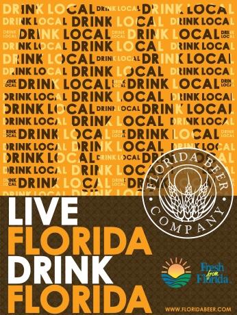 Live Florida Beer