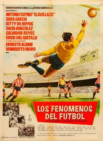 Los Fenómenos Del Futbol