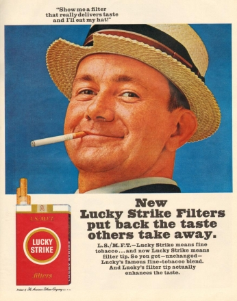 Lucky Strike - August 1965