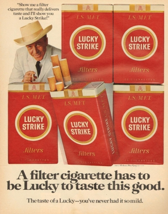 Lucky Strike - March1967