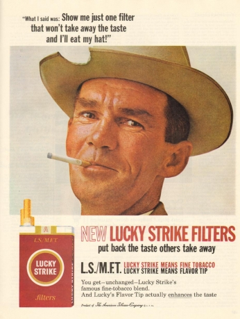 Lucky Strike - March 1965