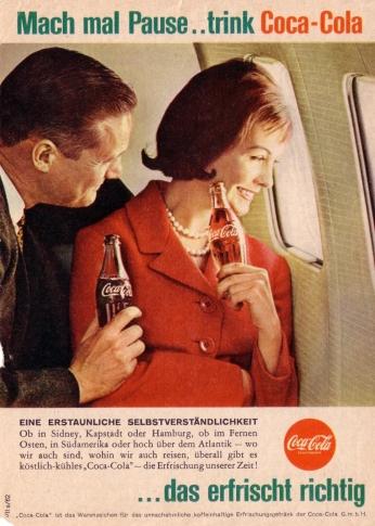 Mach Mal Pause Trink Coca-Cola