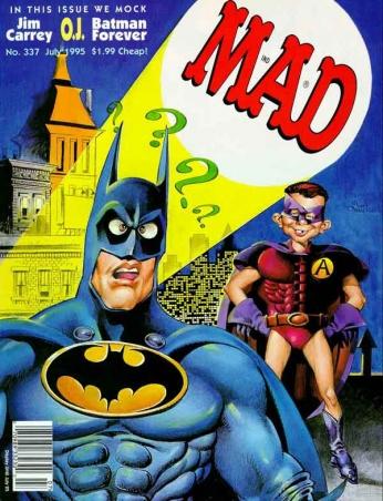 Mad - July - 1995