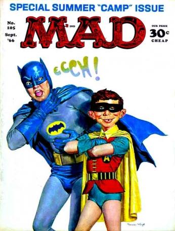 Mad - September - 1966