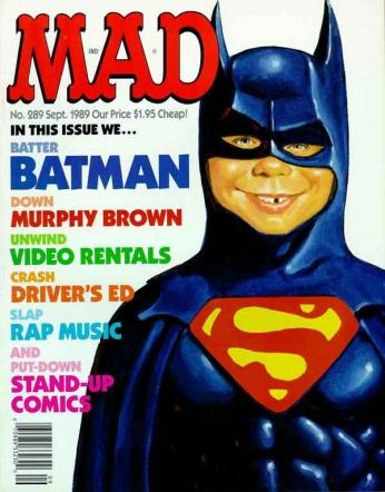 Mad - September - 1989