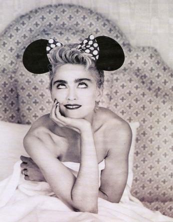 Madonna - Portrait - 1984
