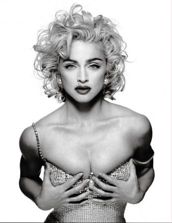 Madonna - Portrait - 1995
