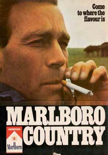 Marlboro Country - Come to the Flavour is