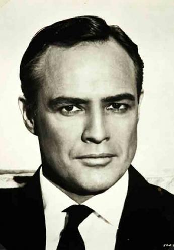 Marlon Brando - Portrait - 1966