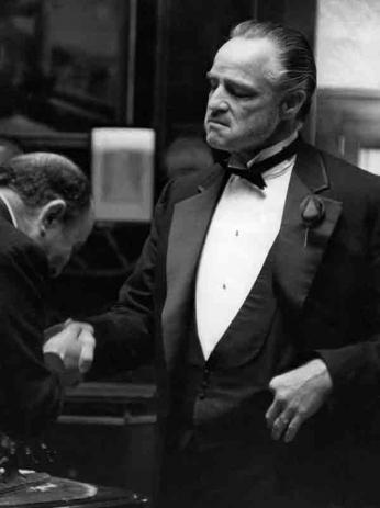 Marlon Brando - The Godfather - 1972