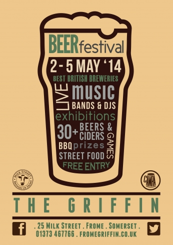 May Beer Fest Poster