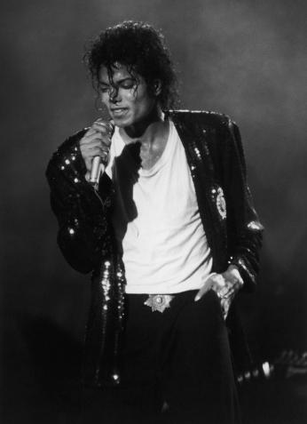 Michael Jackson Close Poster