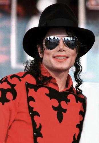 Michael Jackson Face Poster 3