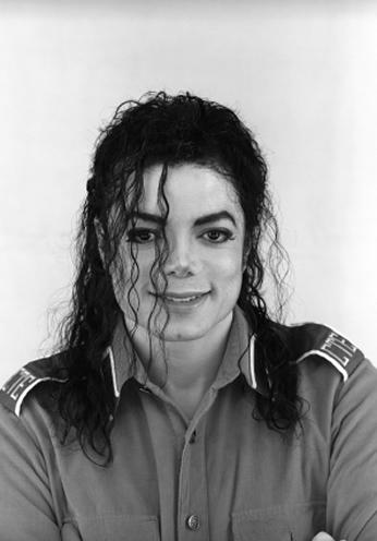 Michael Jackson Face Poster