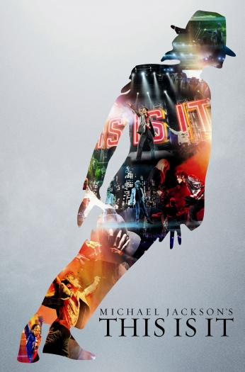 Poster Michael Jackson This Is It.