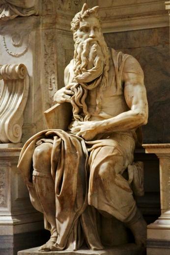 Michelangelo - Moisés