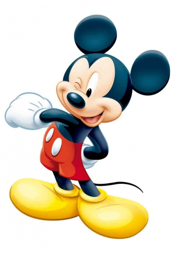Mickey Mouse - Let's Go