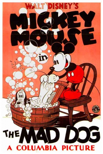 Mickey Mouse - The Mad Dog