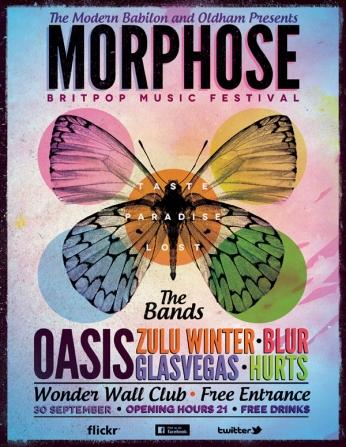 Morphose - Britpop Music Festival