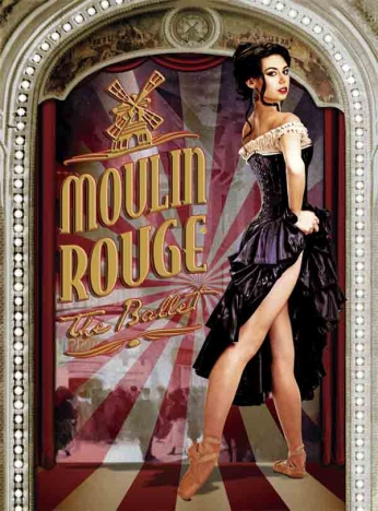 Moulin Rouge - The Ballet