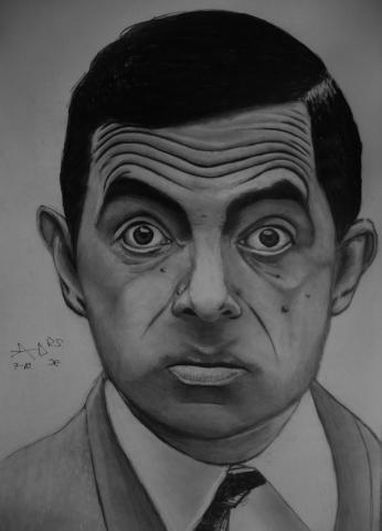 Mr. Bean Real.