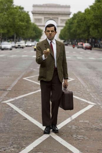 Mr. Bean's Holiday Bússola.