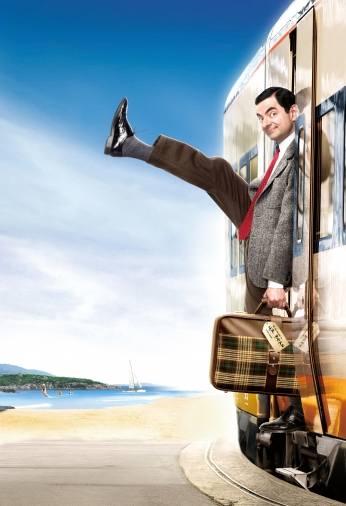 Mr. Bean's Holiday Movie Poster.