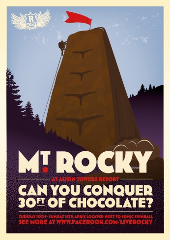 Mt Rocky 30ft of Chocolate