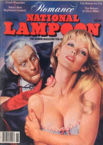 National Lampoon - June 1981