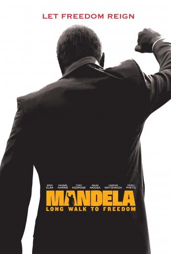 Nelson Mandela Long Walk to Freedom.
