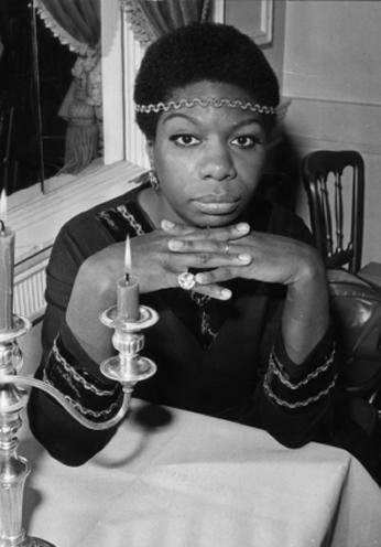 Nina Simone Close.