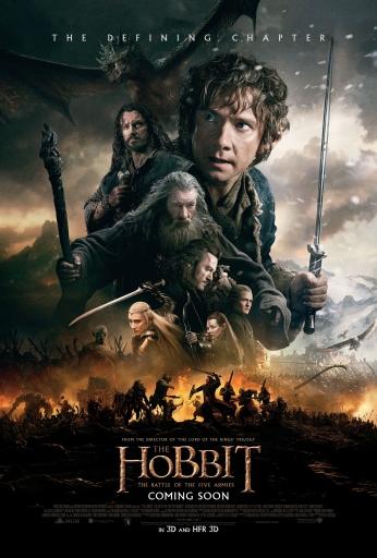 O Hobbit A Batalha dos 5 Exércitos