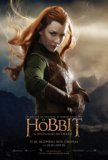 O Hobbit A Batalha dos 5 Exércitos Tauriel