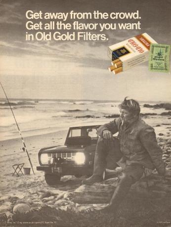 Old Gold - September 1971