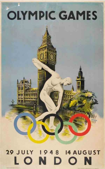 Olympic Games - London - 1948